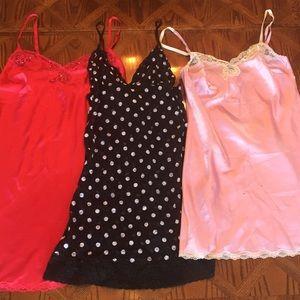 Victoria's Secret slip bundle!
